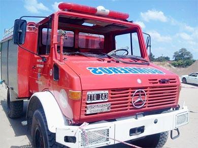 Nuevo ataque a los bomberos de Villa Gesell