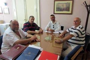 Bomberos Voluntarios de Concepción del Uruguay, ya tiene la propiedad de su Cuartel