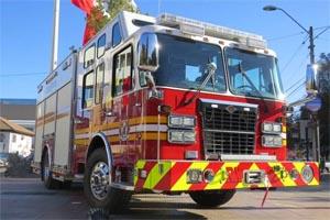 Bomberos de Rancagua recibe moderno carro de rescate