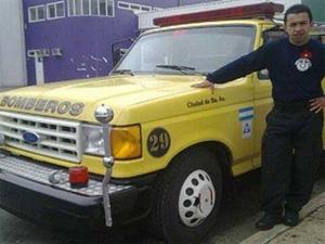 Murió otro bombero que había sido atrapado por la pared en Barracas