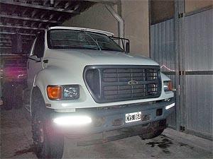 Bomberos Voluntarios de San Jerónimo Norte tienen un nuevo camión.