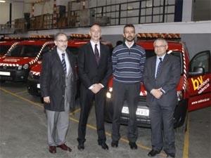 Los Bomberos Municipales incorporan 8 nuevos vehículos