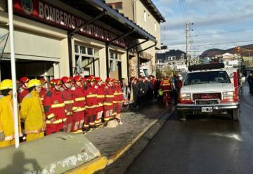 Profundo pesar por la muerte del Sub-Comisario (R) Angel Fernández