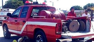 Entregan unidad de rescate en Bácum