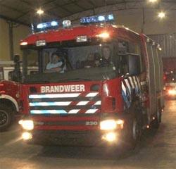 Bomberos Voluntarios de Olavarria sumó dos nuevas unidades