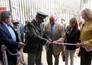 Bomberos de Villa Alemana inaugura nueva Dirección General