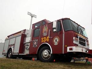 Surco adquiere moderna unidad contra incendios