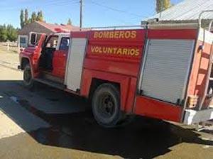 Cuartel de Bomberos Voluntarios de José de San Martín adquirió su primera autobomba