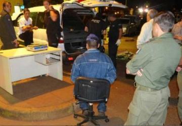 El detenido en el puente por droga era jefe de bomberos de Candelaria