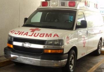 Donan ambulancia a Cuerpo de Bomberos de San Cristóbal de Las Casas