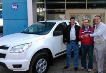 Los Bomberos Voluntarios de Villa Maria adquirieron un nuevo vehículo