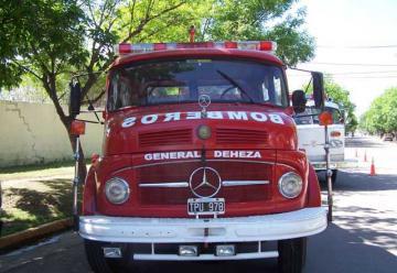 Piden la renuncia de los jefes de bomberos