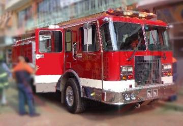 La Unidad de bomberos de Jesús María cuenta con nuevo camión
