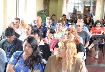 Susana Tello es la nueva Presidente de la Federación Sanluiseña de Bomberos Voluntarios