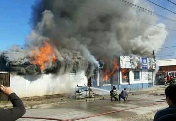 Incendio de Local Comercial