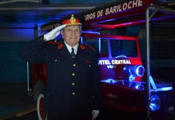 Tristeza en Bomberos de Voluntarios de Bariloche