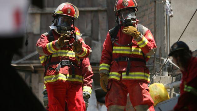 Bomberos Lima 4 cumple 148 años de servicio