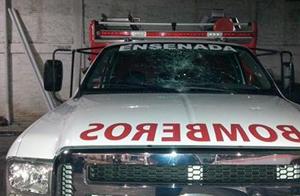 Agredieron a bomberos  al concurrir a una emergencia.