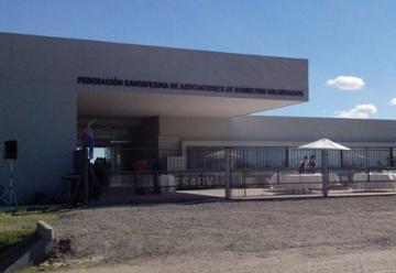 La Federación de Bomberos de Santa Fe inauguró su flamante sede