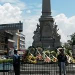 """Bomberos conmemoran centenario de """"El Polvorin"""""""