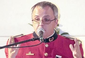 Bomberos de San Felipe rechaza dichos de presidente nacional de bomberos
