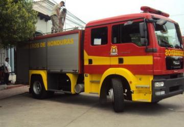 San Lorenzo cuenta con nueva unidad contra incendios