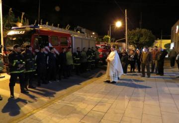 Bomberos Voluntarios de Cañuelas recibió 5 vehículos y mejoró su parque automotor
