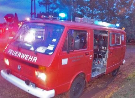 Los bomberos voluntarios de Puerto Rico recibieron una nueva unidad