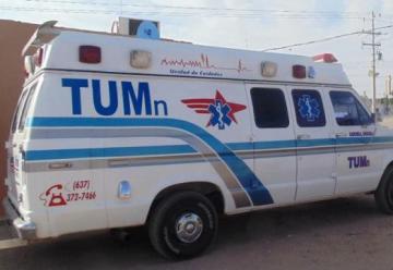 Donan ambulancia a Bomberos de la Costa