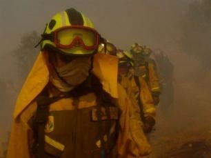 El 4 de mayo homenajearán a los bomberos forestales