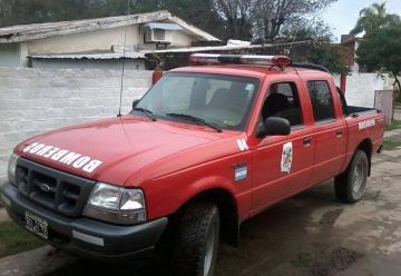 Nuevo vehículo para la Asociación Bomberos Voluntarios de Selva