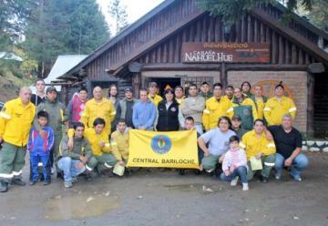 Día del Combatiente de Incendios Forestales