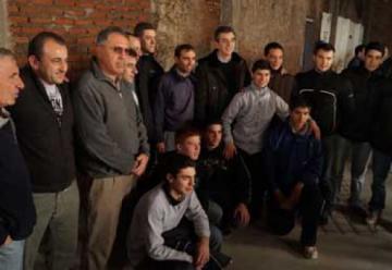 Florencio Randazzo entrego $1.000.000 para los Bomberos de Chivilcoy
