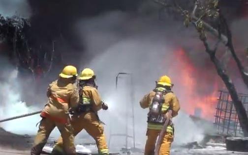 Vista Flores tendrá nuevo cuartel de bomberos voluntarios