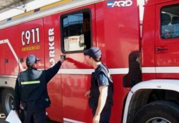 Un incendio desnuda los problemas de Bomberos