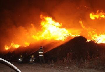 Los bomberos usarán «drones» en las sierras