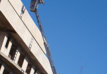 Simulacro de Bomberos en edificios de altura