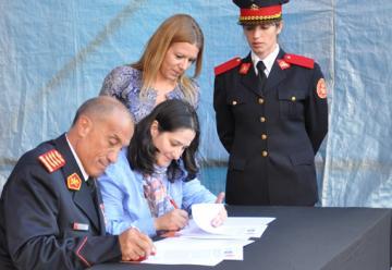 Convenio de Cooperación con el Consejo Nacional de las Mujeres