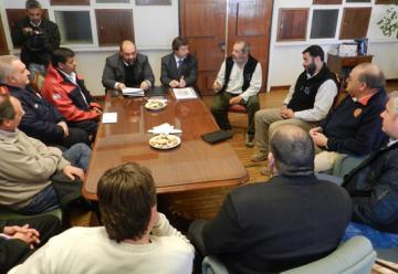 La Federación de Bomberos de La Pampa recibió la escritura de la sede