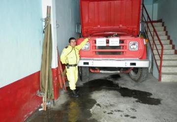Bomberos de Marquetalia cierra sus puertas