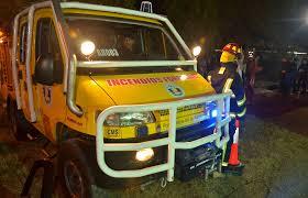 Polémica con el cuartel de bomberos de Campo Quijano