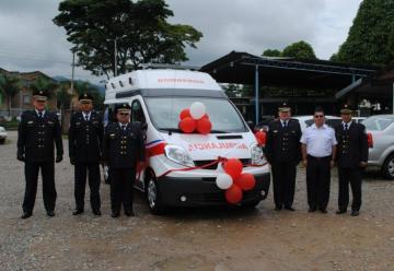 Bomberos fortalecen Unidad de Rescate