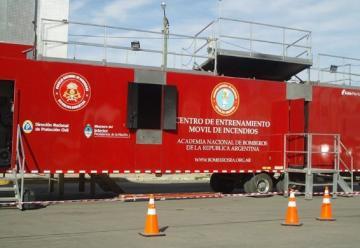 El CEMI para bomberos vuelve a San Juan