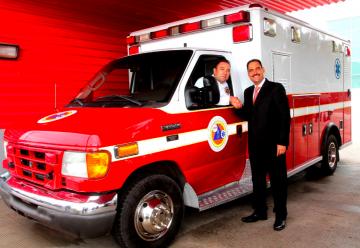 Modernizan el servicio de emergencias y bomberos
