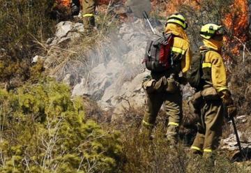Bomberos denuncian la falta de medios para actuar en los incendios