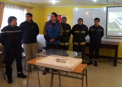 Proyecto de ampliación de la Quinta Compañía de Punta Arenas