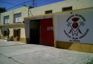 Nueva crisis en los Bomberos Voluntarios de Rufino