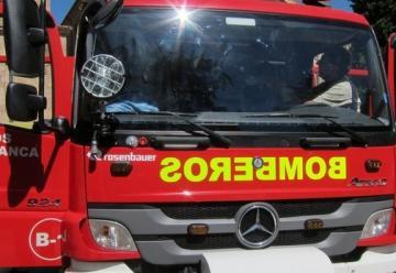 Nuevo camión de bomberos, preparado para los pequeños espacios