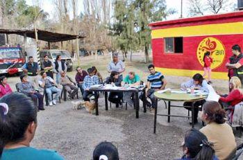 Asamblea de Bomberos Voluntarios de Nonogasta terminó en un escándalo
