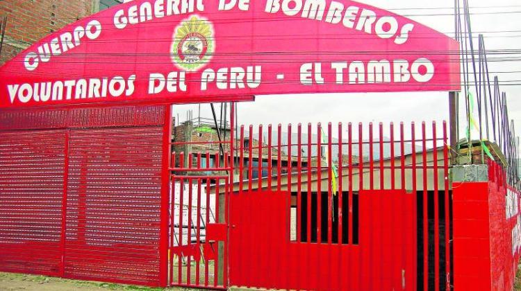 De mal en peor están las Compañías de Bomberos de Huancayo